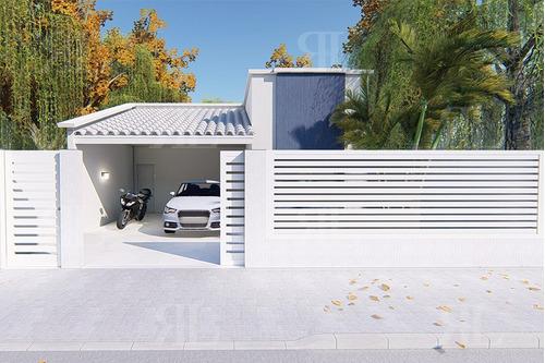 projeto casa popular 2q - planta completa