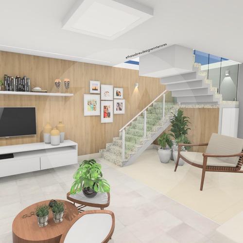 projeto de designer de interiores