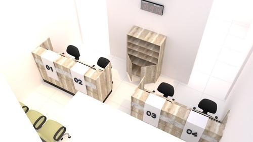 projeto de interiores p/ ambientes residenciais e comerciais