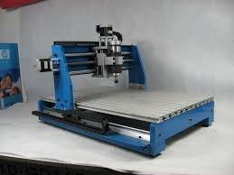projeto de máquinas cnc