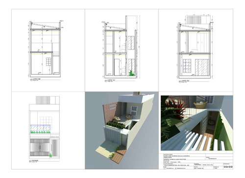 projeto de residência