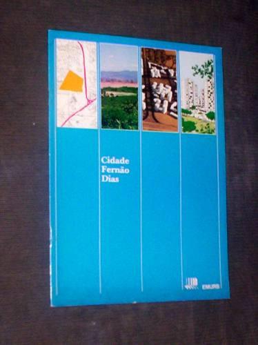 projeto de urbanização margens rod fernão dias 1979