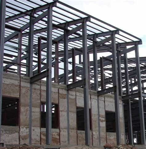 projeto e execução de telhado, cobertura metálica e mezanino
