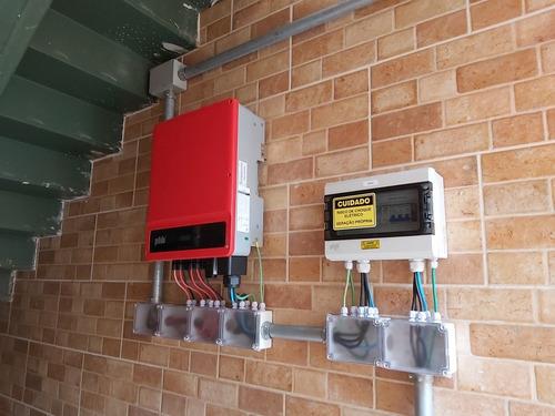 projeto e instalação kit fotovoltaico residencial/comercial