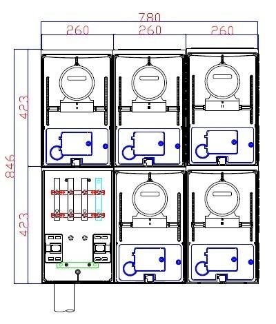 projeto elétrico residencial,light,enel,aumento de carga