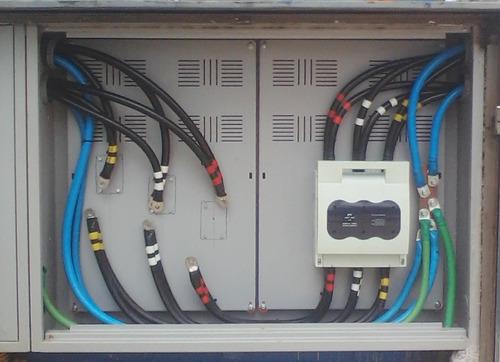 projeto eletropaulo - laudos e montagens