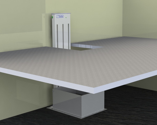 projeto elevador cadeirante