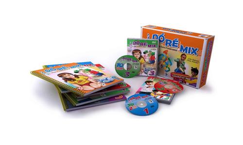 projeto ensino fundamental i - 1º ao 5º ano - do ré mix