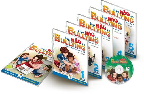 projeto ensino fundamental i - diga não ao bullying