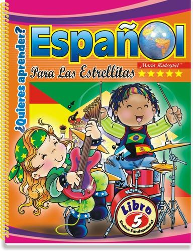 projeto ensino fundamental  i - español - 1º ao 5º ano