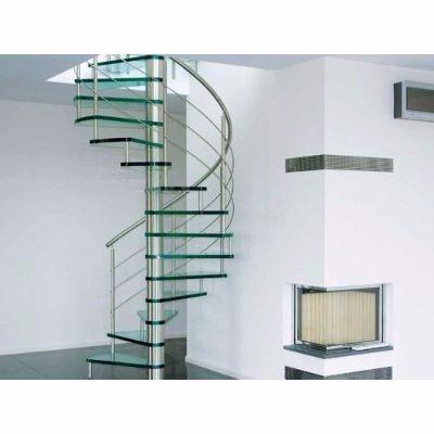 Projeto Escada Caracol Espiral Envio E Mail R 999 Em Mercado Livre