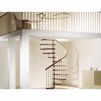 Projeto Escada Caracol Espiral Envio Grátis R 999 Em Mercado Livre