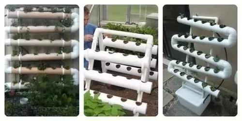 projeto horta hidroponia orgânica passo a passo como fazer 7