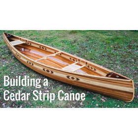 Projeto Impresso Canoa Canadense  Exclusivo ! Envio Gratis