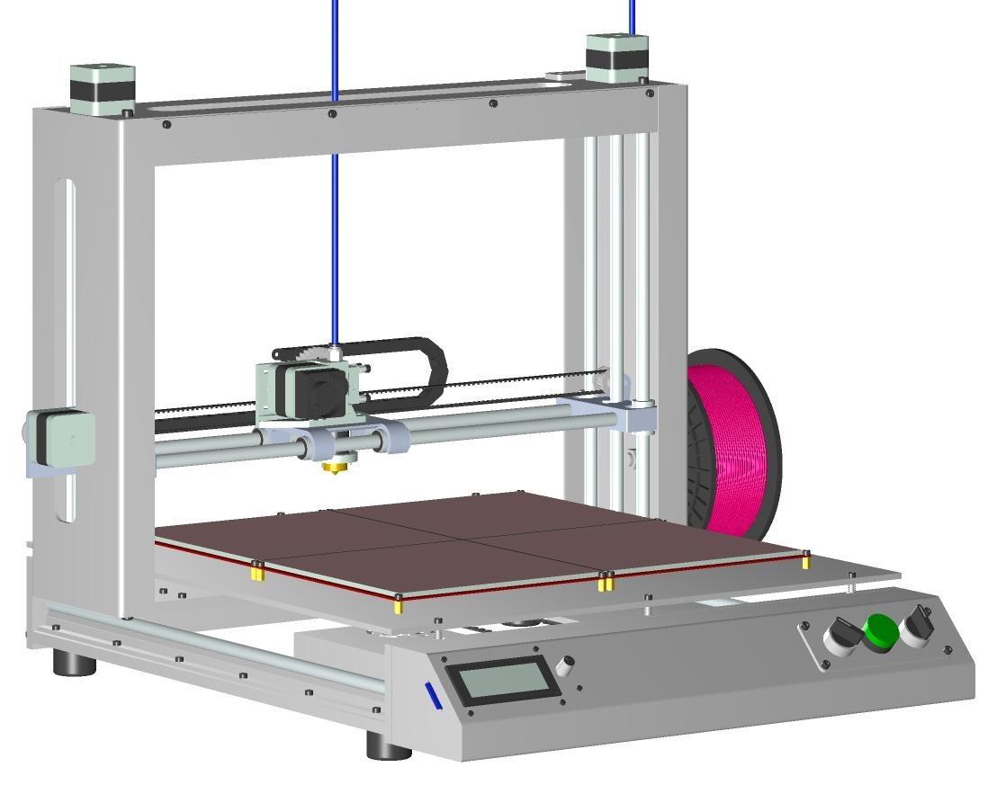 Projeto impressora 3d download r 10 00 em mercado livre for 3d printer plan