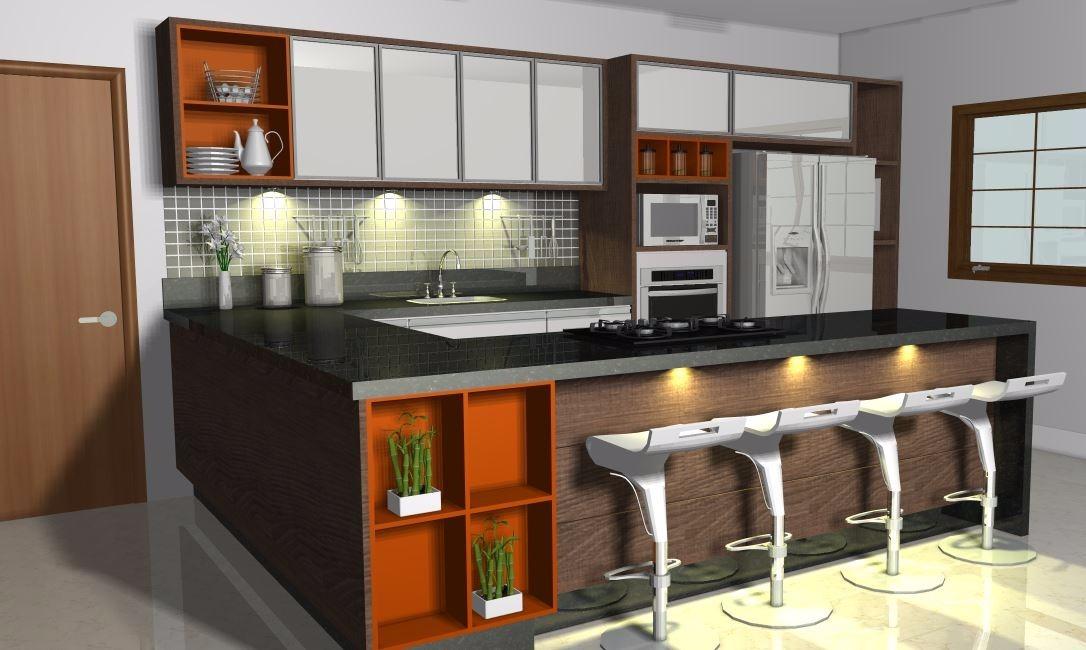 projeto interiores moveis planejados designer r 150 00 em mercado livre. Black Bedroom Furniture Sets. Home Design Ideas