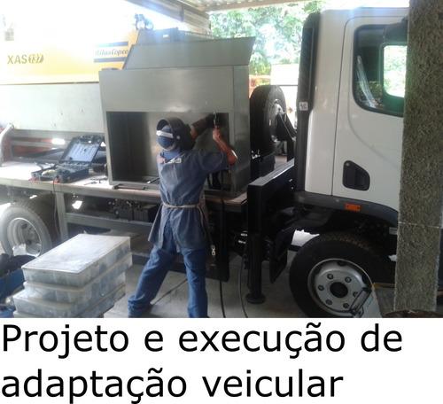 projeto mecânico de máquinas industriais