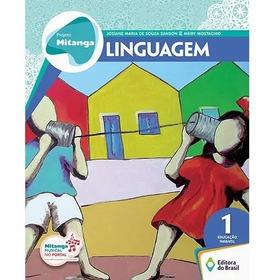 Projeto Mitanga Linguagem 1 Educação Infantil (professor)