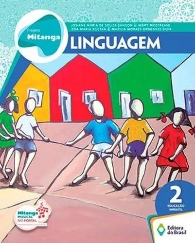 projeto mitanga linguagem 2 educação infantil guia didático