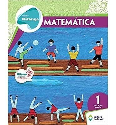 projeto mitanga matemática 1 educaçao infantil livro do prof