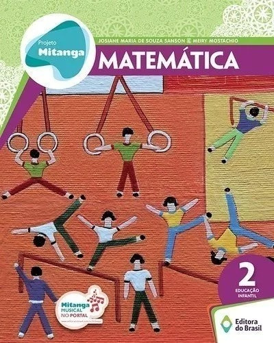 projeto mitanga matemática 2 educação infantil (professor)