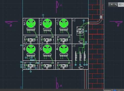projeto padrão de entrada enel - eletropaulo