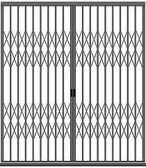 projeto para fabricação portas pantogràficas + projeto escad