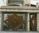 projeto portão basculante +1800 modelos grades,portões...