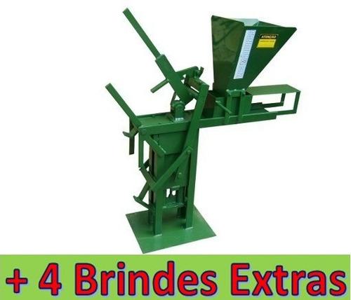 projeto prensa tijolo ecológico, peneira manual