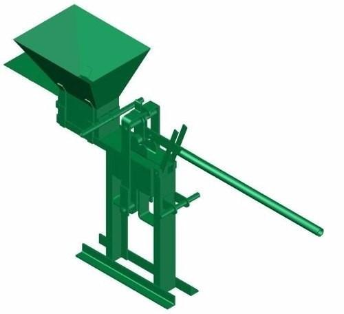 projeto prensa tijolo ecológico + triturador solo + peneira