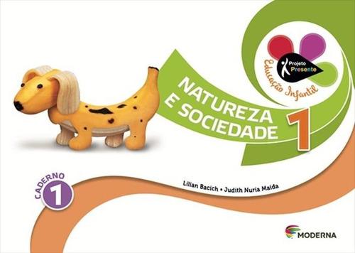 projeto presente - natureza e sociedade - educação infantil