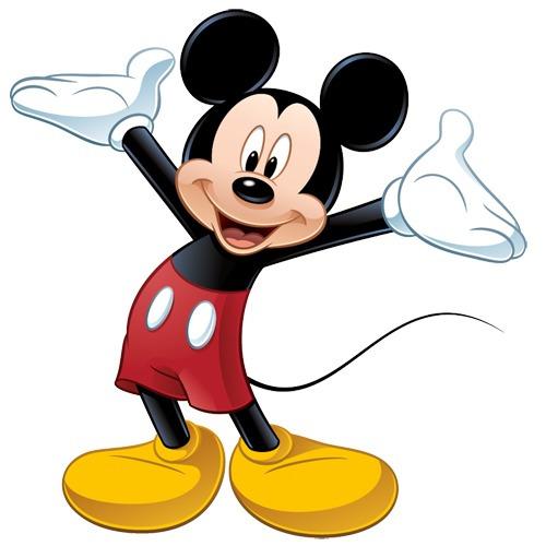 projeto proshow producer - tema mickey mouse 100 fotos
