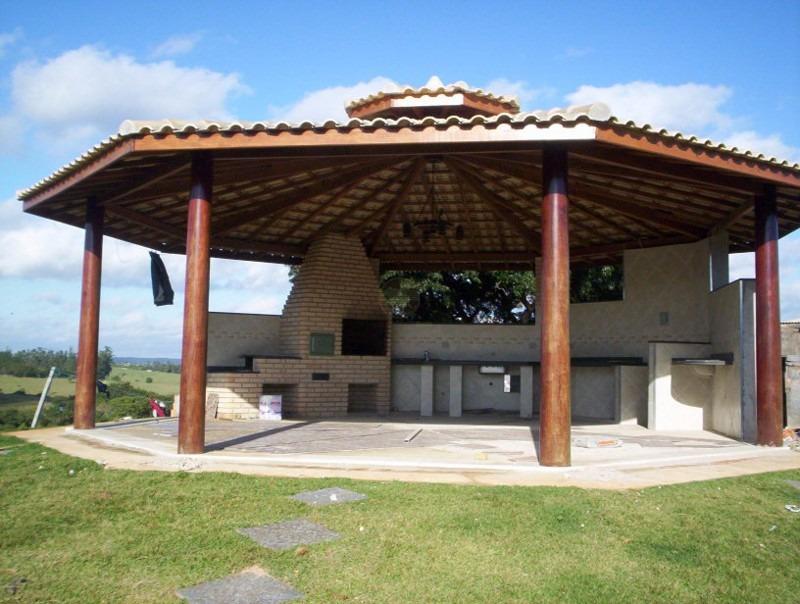 Projeto quiosque espa o de lazer envio gr tis r 9 99 em mercado livre - Terenes casa rural ...