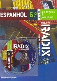 projeto radix - espanhol - 6º ano - 2ª/2012