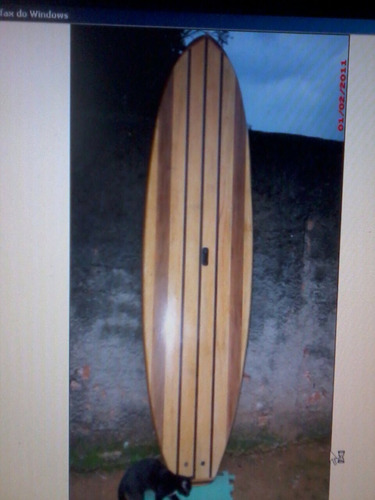 projeto stand up paddle hollow wood madeira oca ou bloco