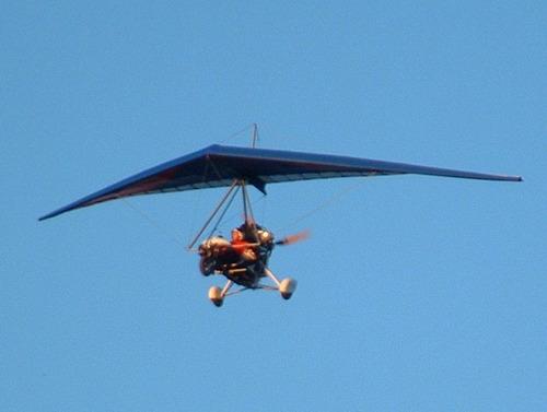 projeto ultraleve trike biplace rotax