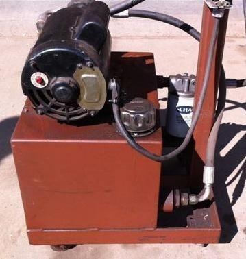 projeto unidade hidraulica 3000 psi