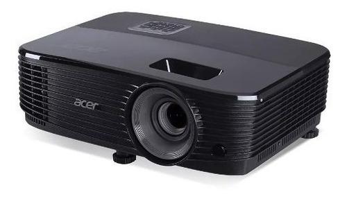 projetor acer x1123h 3600 lumens svga conexoes hdmi vga