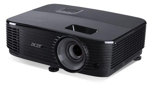 projetor acer x1123h 3600 lumens svga conexoes vga hdmi