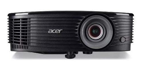 projetor acer x1123h 3600 lumens svga vga conexoes hdmi