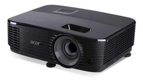 projetor acer x1223h 3600 lumens  xga conexões vga hdmi