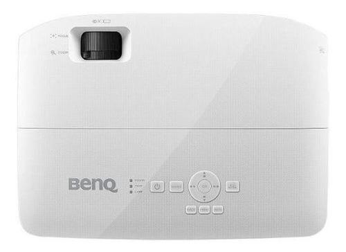 projetor benq ms531 3300 lumens - 800x600 hdmi  usb