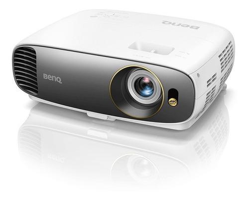 projetor benq w1700 home theater 4k uhd 2200 lúmens