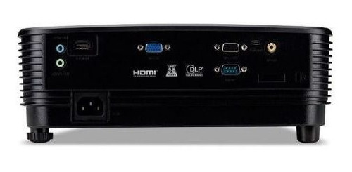 projetor data show 3600 lumens hdmi bom filmes jogos promoçã