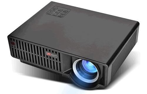 projetor de led c90up android lançamento loja vegas