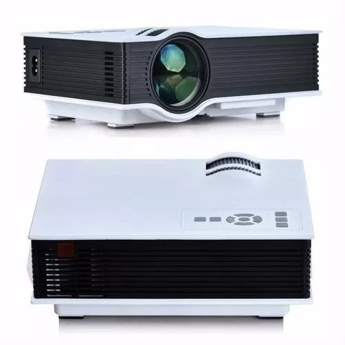 projetor de led home cinema 800 lumens  super led