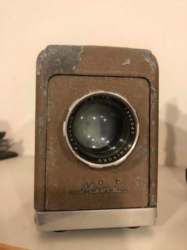 projetor de slides minolta 35 para colecionador