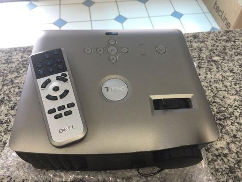 projetor dell 1800mp dlp xga nativo c/ controle original !!