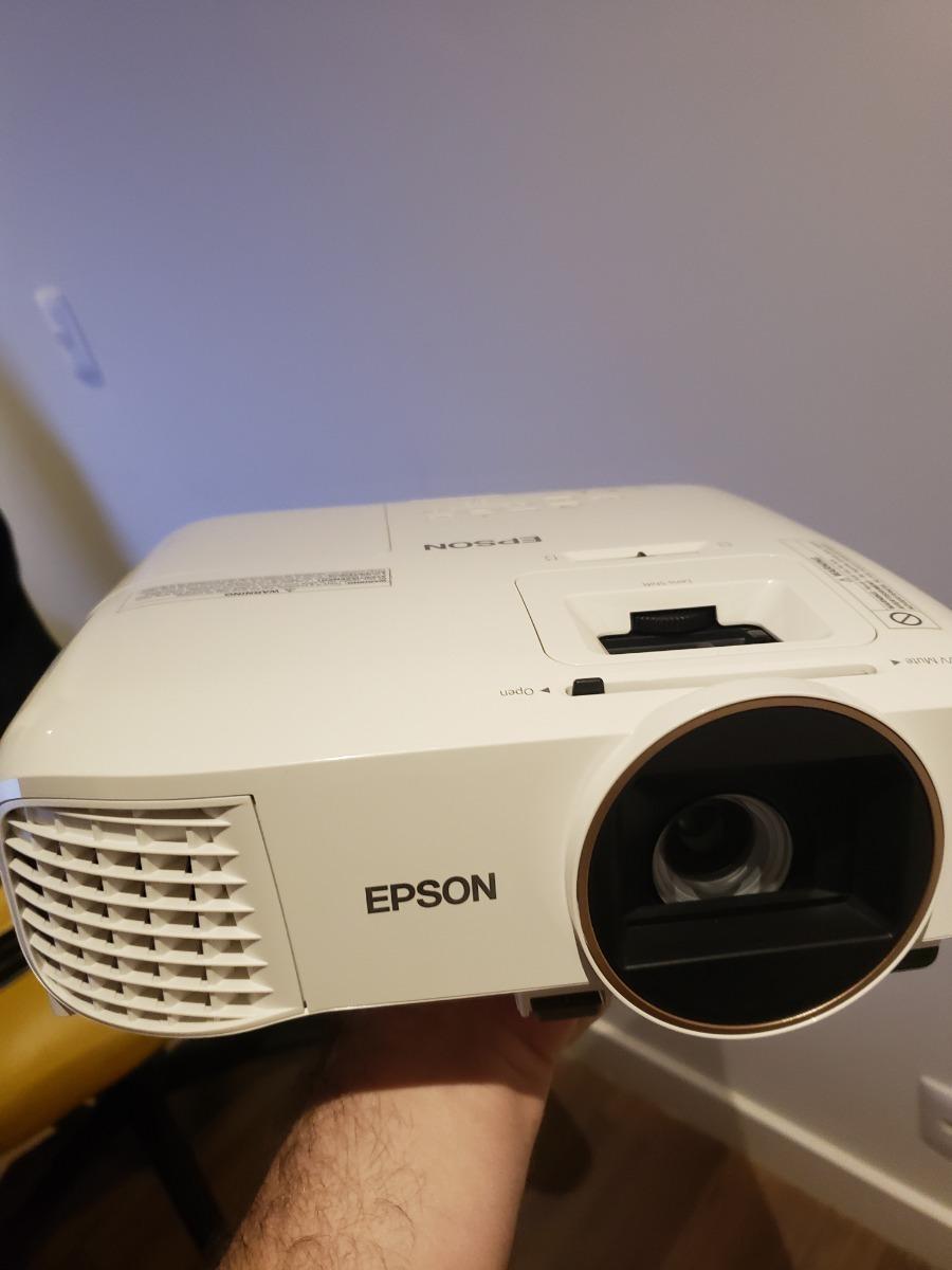 Projetor Epson 2150 Cinema - Telão - Maior Que Tv