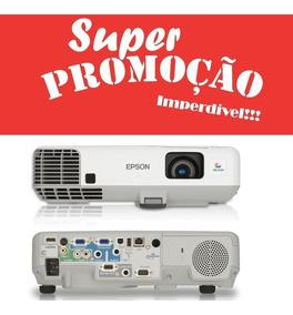 Projetor Epson Powerlite 93+ 2600 Hdmi Promoção Últimos Dias